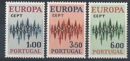 1972 EUROPA PORTOGALLO MNH ** - EU049 - 1972