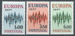 1972 EUROPA PORTOGALLO MNH ** - EU8824 - 1972
