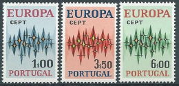1972 EUROPA PORTOGALLO MNH ** - EV - 1972