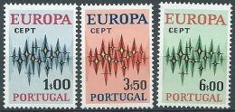 1972 EUROPA PORTOGALLO MNH ** - EV-2 - 1972