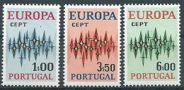 1972 EUROPA PORTOGALLO MNH ** - EV-3 - 1972