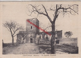 ** GROTTOLE.-CASTELLO FEUDALE.-** - Matera