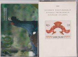 FINLANDE -1980/2003 Dans Les Carnets De Présentation De La Poste TTB - Finland
