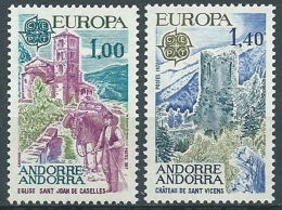 1977 EUROPA ANDORRA FRANCESE MNH ** - EV - Europa-CEPT
