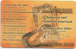 Ukraine : Billets De 10 Dollars US - Francobolli & Monete