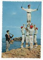 Folklore --Ballet Basques -- Danse De Saint-Michel D'Arritxinaga  --Province De Biscaye - Danses
