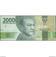 TWN - INDONESIA NEW - 20000 20.000 Rupiah 2016 Various Prefixes UNC - Indonesia