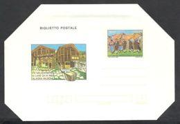 1983 ITALIA BIGLIETTO POSTALE WALSER - 6. 1946-.. Repubblica