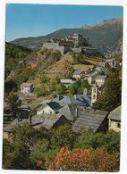 CHATEAU-QUEYRAS  Et Sa Forteresse ---timbre --cachet  Rond   ARVIEUX -05 - France