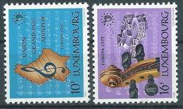 1985 EUROPA LUSSEMBURGO MNH ** - EV - Europa-CEPT