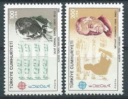 1985 EUROPA TURCHIA MNH ** - EV - Europa-CEPT