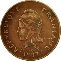 Monnaie, Nouvelle-Calédonie, 100 Francs, 1987, Paris, TTB, Nickel-Bronze, KM:15 - New Caledonia