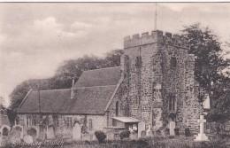BRIGHTLING  CHURCH - England