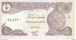 IRAK 1/2 DINAR 1983 UNC P 78 - Iraq
