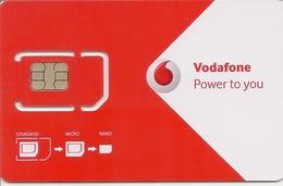 Mobile Phonecard Vodafone (Membership Card) - Portugal (NOT USED) - Portugal