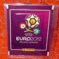 EURO 2012 POLAND-UKRAINE PANINI BUSTINA NUOVA NEW SIGILLATA - Edizione Italiana
