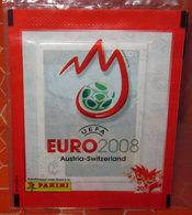 EURO 2008 AUSTRIA-SVITZERLAND PANINI BUSTINA NUOVA NEW SIGILLATA - Panini