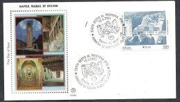 2001 ITALIA FILAGRANO GOLD - SANTA MARIA DI SYLVIS - NO TIMBRO ARRIVO - IT7 - 1946-.. République