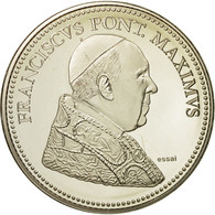 Vatican, Médaille, Le Pape François, FDC, Copper-nickel - Tokens & Medals