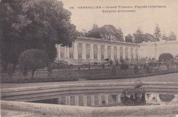 (78) - VERSAILLES - Grand Trianon, Façade Intérieure Escalier D'honneur - Versailles (Château)