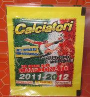 CALCIATORI 2011-2012 IL FILM DEL CAMPIONATO   PANINI BUSTINA NUOVA NEW SIGILLATA - Panini