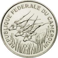 Monnaie, Cameroun, 100 Francs, 1971, Paris, ESSAI, SPL+, Nickel, KM:E13 - Cameroun