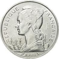 Monnaie, Comoros, 5 Francs, 1964, Paris, ESSAI, SPL+, Aluminium, KM:E3 - Comoros