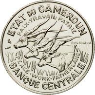 Monnaie, Cameroun, 100 Francs, 1966, Paris, ESSAI, SPL+, Nickel, KM:E11 - Cameroun