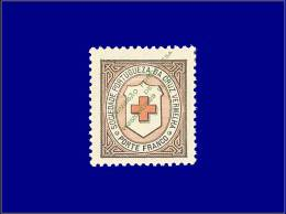 PORTUGAL Service Yvert:20, Croix Rouge Surchargé      - Qualité: X . Cote: 90 - Portugal