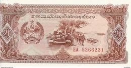 LAOS 20 KIP ND1979 UNC P 28 - Laos