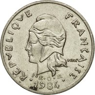 Monnaie, French Polynesia, 10 Francs, 1984, Paris, TTB, Nickel, KM:8 - French Polynesia