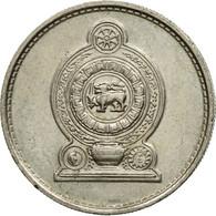 Monnaie, Sri Lanka, 25 Cents, 1975, SUP, Copper-nickel, KM:141.1 - Sri Lanka