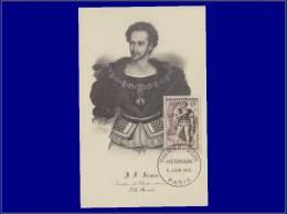 France, Carte Maximum, Yvert 944, Hernani De Victor Hugo - Maximum Cards