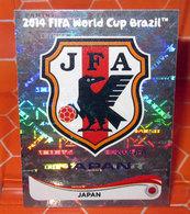 FIFA WORLD CUP  BRASIL PANINI N. 241 JAPAN NEW NUOVA CON VELINA - Panini