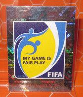FIFA WORLD CUP  BRASIL PANINI N. 1 FIFA NEW NUOVA CON VELINA - Panini