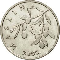 Monnaie, Croatie, 20 Lipa, 2009, TTB, Nickel Plated Steel, KM:7 - Croatia