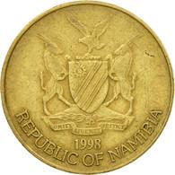 Monnaie, Namibia, Dollar, 1998, Vantaa, TTB, Laiton, KM:4 - Namibie