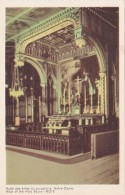 Canada Quebec Notre Dame Altar Of The Holy Souls