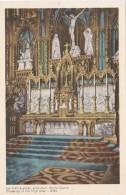 Canada Quebec Notre Dame Close Up Of The High Altar