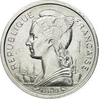 Monnaie, Comoros, 2 Francs, 1964, Paris, ESSAI, SPL, Aluminium, KM:E2 - Comoros