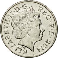 Monnaie, Grande-Bretagne, 10 New Pence, 2014, TTB, Copper-nickel - 1971-… : Monnaies Décimales