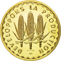 Monnaie, Mali, 100 Francs, 1975, Paris, ESSAI, SPL+, Nickel-brass, KM:E2 - Mali (1962-1984)