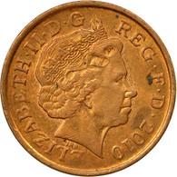 Monnaie, Grande-Bretagne, Elizabeth II, Penny, 2010, TTB, Copper Plated Steel - 1971-… : Monnaies Décimales