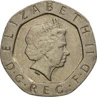 Monnaie, Grande-Bretagne, Elizabeth II, 20 Pence, 2003, TTB, Copper-nickel - 1971-… : Monnaies Décimales