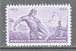 """U.S. 1024  **  FARMING  """" THE  SOWER"""" - Agriculture"""