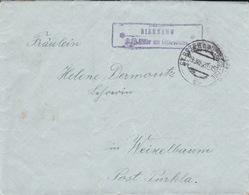 Postablage Bierbaum  Steiermark - Briefe U. Dokumente