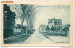 14 RIVA-BELLA. Avenue Roger De La Chouquet 1928 - Riva Bella