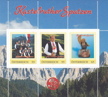 Kastelruther Spatzen ( Block ) - Austria