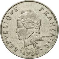 Monnaie, Nouvelle-Calédonie, 20 Francs, 1986, Paris, TTB, Nickel, KM:12 - New Caledonia