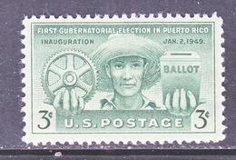 U.S. 983     **    PUERTO  RICO  ELECTION - Puerto Rico